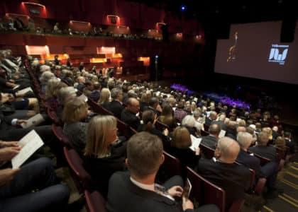 Jan Wallanderpriset 2019. Carl Vallin. 2019 års pristagare. Foto: Stefan Nilsson