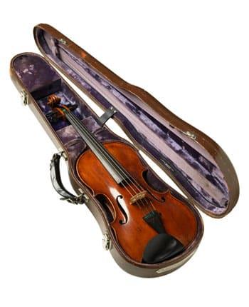 Violin från 1756 - inköpsår 2010