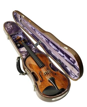 Violin från 1766 - inköpsår 2011