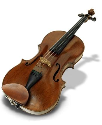 Violin från ca 1800- inköpsår 2012