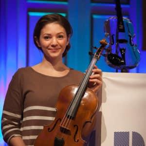 Sofia Hansen - vinnare 2012