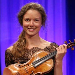 Charlotta Grahn Wetter - vinnare 2016